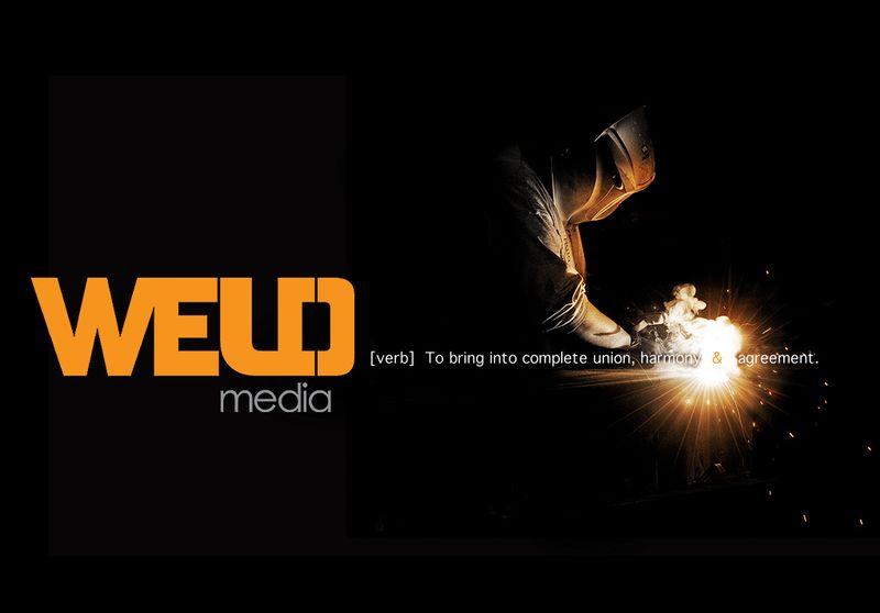 Weld-media